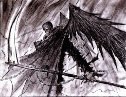ANGEL OF DEATH by FASSLAYER