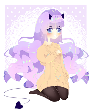 CONTEST ENTRY   For Uni-colours by Hanaichii