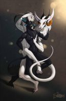 COMM:Black and White by Laterne-Magica