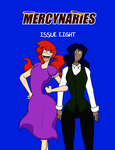 Mercynaries Issue 8 by SinComics