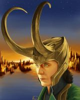 The Memory of Asgard by Elorviel