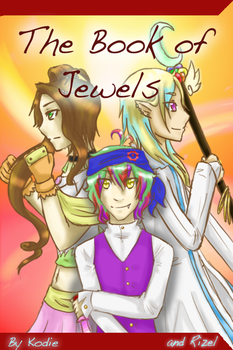 The Book of Jewels- Cover by Sorahari-chan