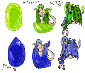 jewel demon adoptables by pikachu kitty on deviantart