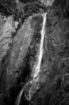 Lower Yosemite Falls I by jpnunezdesigns