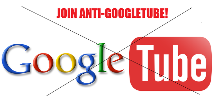 Join Anti-GoogleTube by CoolZDane