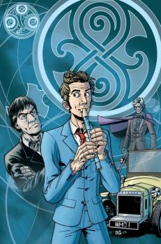 Doctor Who: The Forgotten 2 by CharlieKirchoff
