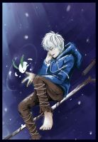 Jack Frost by LittleDarkDragon