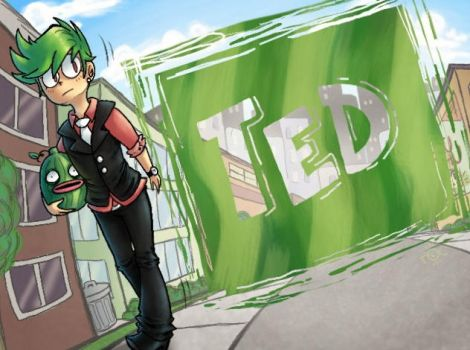 Ted by Toon-O-Clock