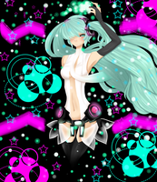 Miku Append by milkie-nommi