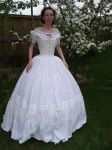 Hoop petticoat by Carrieliney