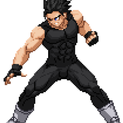 My DBZ/DBS Character by Spartan-A21