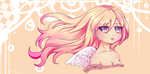 Pink Angel by Rythea