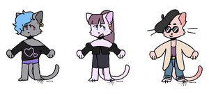 CLOSED-Cat Adopts 1 by SpaceReame