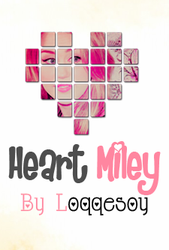 Heart Miley For Rainmeter by Loqqesoy