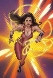 Donna-Troy-Teen-Titans-colors by StephaneRoux