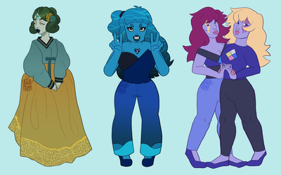 Jasper Adopts- Open (Reduced Price)! by Lionlessart