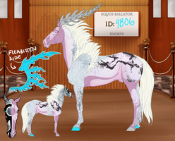 4806 Custom for ToxicCreed by EquusBallatorSociety