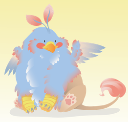 Fat griffin by mily066