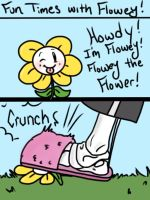 Fun Time with Flowey by The-Skelebros