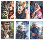 Artist Trading Cards: round 1! by Varethane