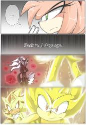 [Shadamy Comic] If I Was You - Page 8 by 1412Shadow