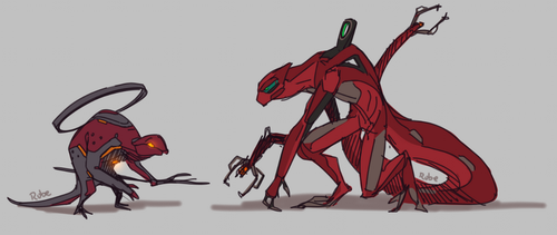 Vakama and Norik by Just-a-drawing-Cat