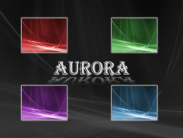 Aurora in Plain Colors by yethzart