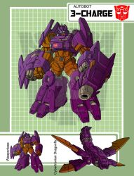 Autobot 3-Charge by I-SithLord