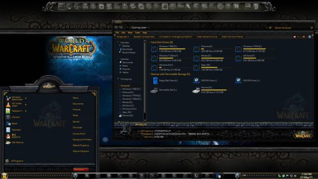 World of Warcraft W7 Theme by TheBull1