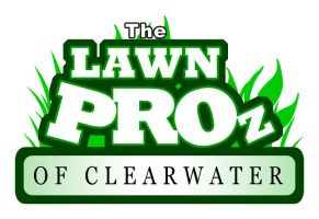 The Lawn Proz of Clearwater logo by EspionageDB7