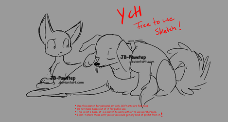 YCH - Do it yourself - 1 - Cleaning Wounds by JB-Pawstep