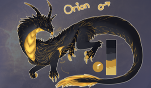 [P] - Orion ReferenceSheet by KingDiesel