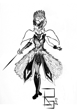 Concept - Blackswan by Cinderell-o