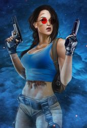 Tomb Raider (Harvi Don't-Stop) by fynjy1988