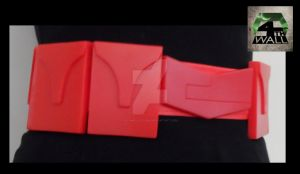 New 52 Batwoman Belt by 4thWallDesign