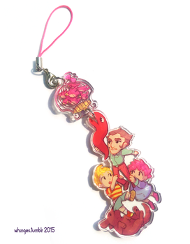 Mother 3 Charm by whinges