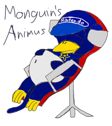 Monguin Animus 2.0 by Monguin