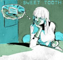 sweet tooth by Derrewyn