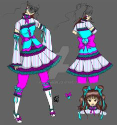 Loli Design Contest - Sailor C by kimechan
