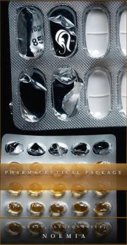 Package - Pharmaceutical - 1 by resurgere