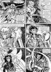 Saint Seiya #044 - The duty of a Knight by Gugaaa