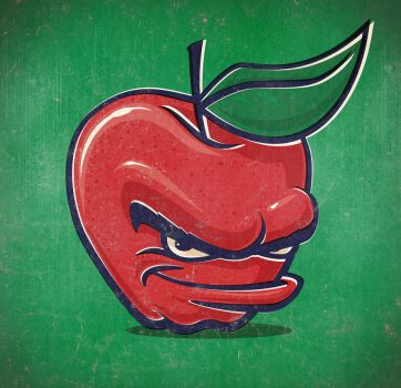 Bad Apple by mightyclever