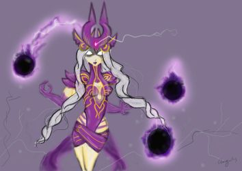 Syndra by inzong01