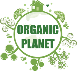 Organic Planet Logo v1.0 by damgood