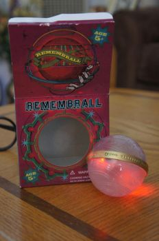 Remembrall (out of box lighted) by Prue126