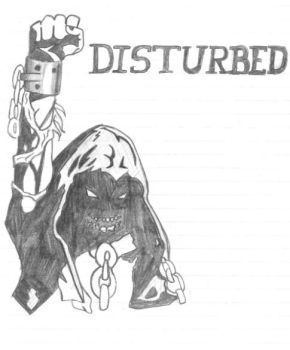 Disturbed Guy by boh-slayer666