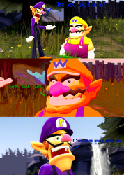 What's Wrong With Wario by King-Pootis