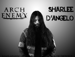 Sharlee D'Angelo (Arch Enemy) by satans-anger