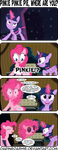 Pinkie Pinkie Pie, Where Are You? by DaringDashie