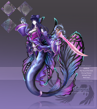 [The Cauldron] Abyssal Mer (HQ) - Stage 3 by Dea-89
